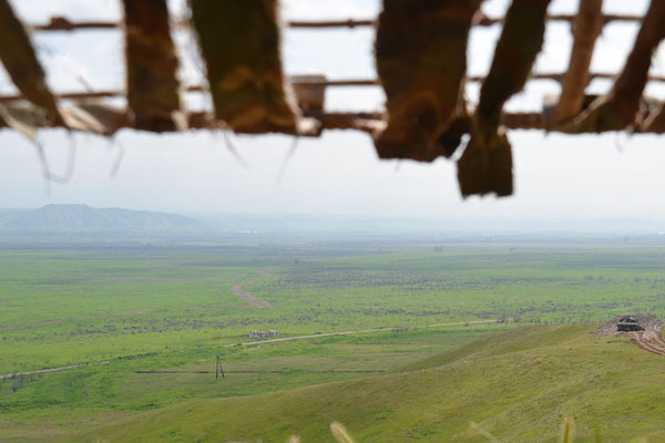 Armenian armed forces violate ceasefire 21 times using sniper rifles