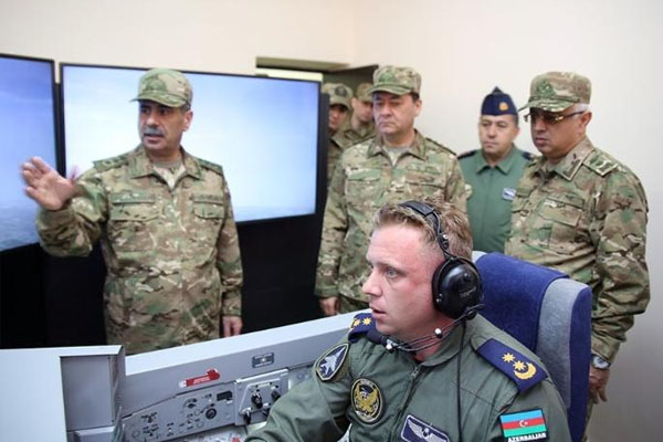 Azerbaijani MOD: Body of the pilot of the crashed MiG-29 was found
