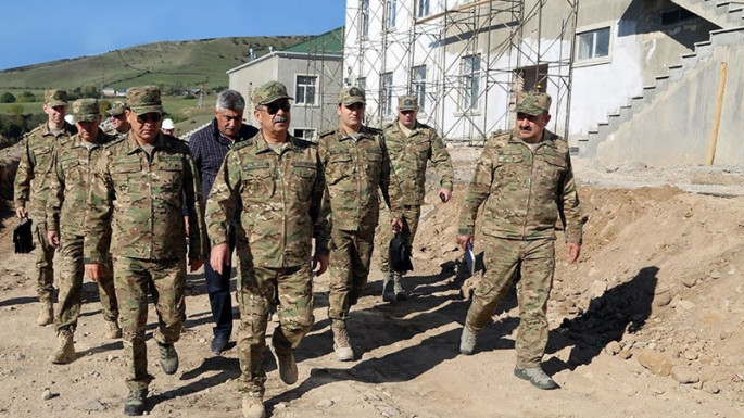 Armenian side commits provocation in Gazakh direction (PHOTO)