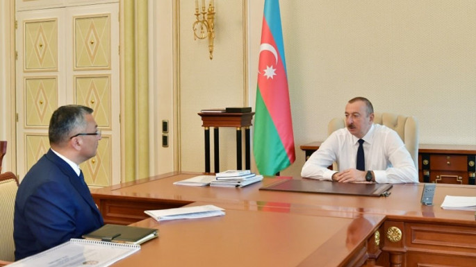 Ilham Aliyev receives Chairman of the State Committee for Affairs of Refugees and IDPs