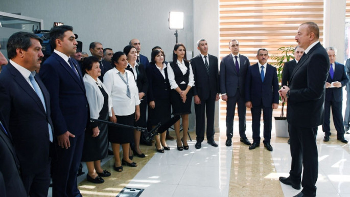 President Ilham Aliyev inaugurated Liquorice Industry Park in Aghdash (PHOTO)