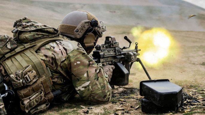 Armenia violated ceasefire 21 times throughout the day