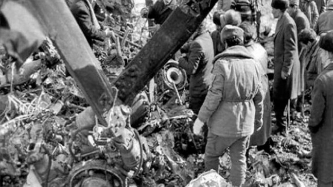 28 years passed since Garakand helicopter tragedy