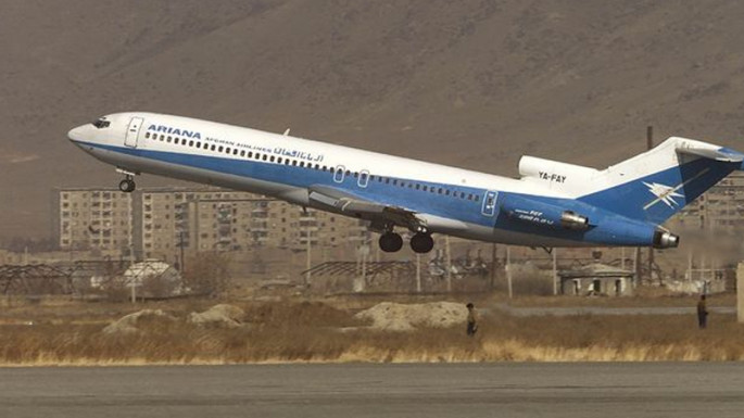 Passenger plane 83 on board crashes in Afghanistan