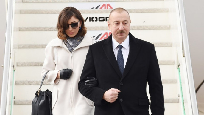 Azerbaijani President embarks on state visit to Italy (PHOTO)