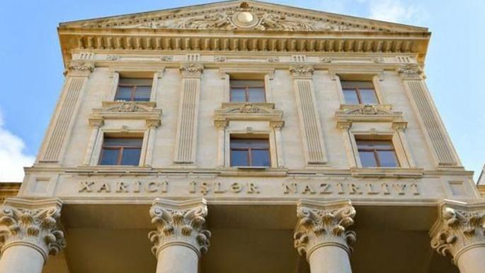 Azerbaijani Foreign Ministry removes Irani journalist's name from list of undesirable people