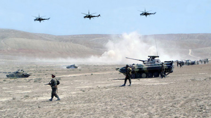 Azerbaijan Army started Large-Scale Operational-Tactical Exercises