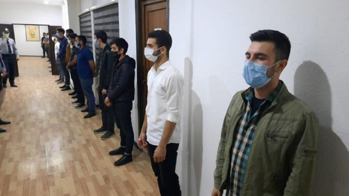 Baku police fines owners and customers of gaming halls which violate quarantine regime requirements