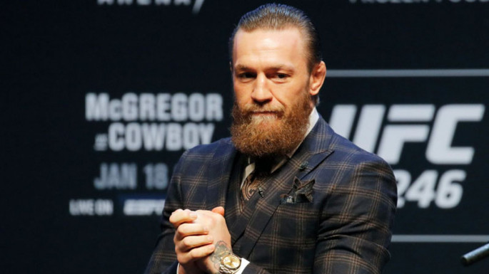Conor McGregor announces retirement from fighting