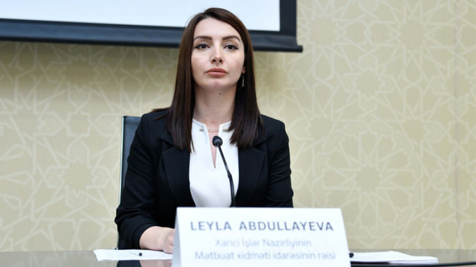 Azerbaijan's MFA: Armenia's government must be sure that no provocation to remain without response