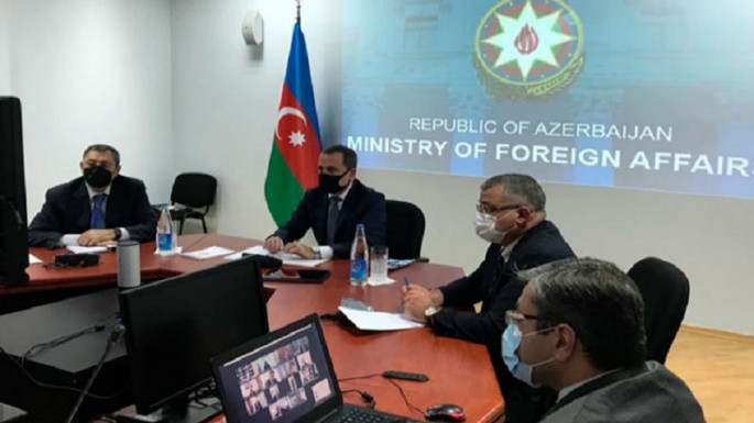 Minister Jeyhun Bayramov hold meeting with heads of Azerbaijan's diplomatic missions and consulates abroad