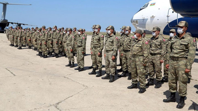 Turkish Forces arrive in Baku for joint military exercises (PHOTO/VİDEO)