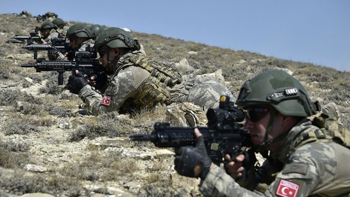 The Special Forces Units were also involved in the first stage of the tactical exercises (PHOTO/VIDEO)