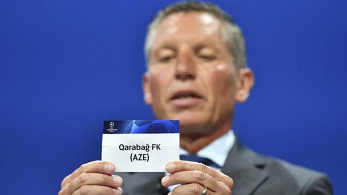 First rival of Azerbaijan's Qarabagh FC in the Champions League becomes known