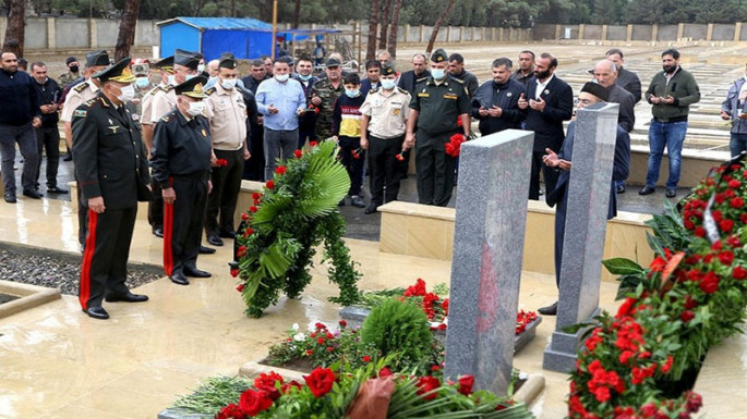 The commemoration ceremonies took place to honor servicemen who died as Shehids in Tovuz battles (PHOTO)