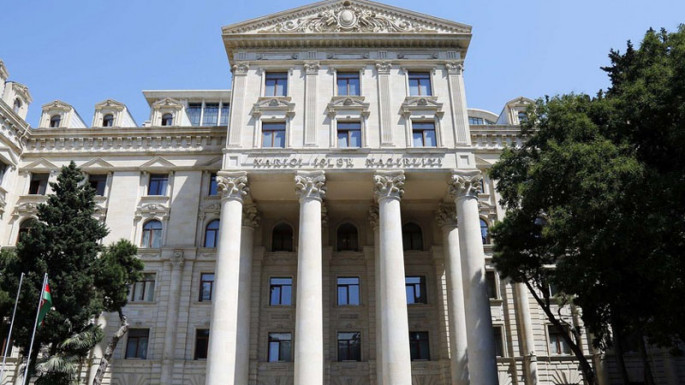 MFA: Armenian Foreign Minister's talk on regional and global security is nothing but nonsense