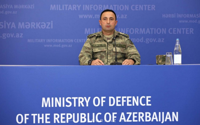Azerbaijan's Defense Ministry: Victory is with us!