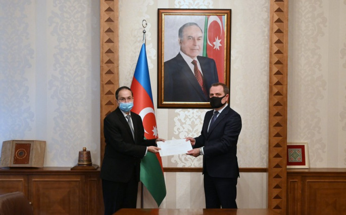 Azerbaijani FM thanked Pakistan for support