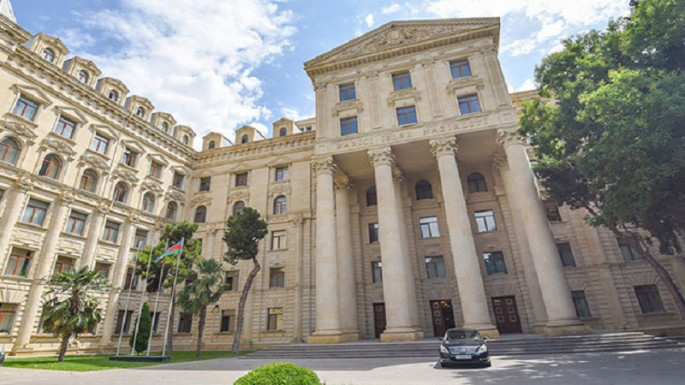 Azerbaijan's MFA comments on reports about Le Monde journalists injured in Nagorno-Karabakh