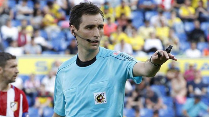 UEFA appoints Armenian descent French referee to the match of Azerbaijani national team