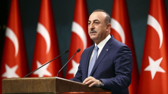 Turkish FM: To remain silent to this savagery means to be a part of these murders