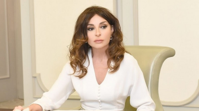 Mehriban Aliyeva makes a post on the occasion of State Independence Day