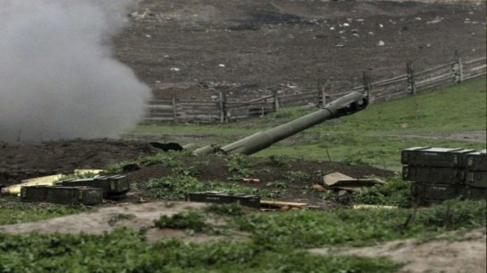 Armenia fires on positions on the state border with Azerbaijan