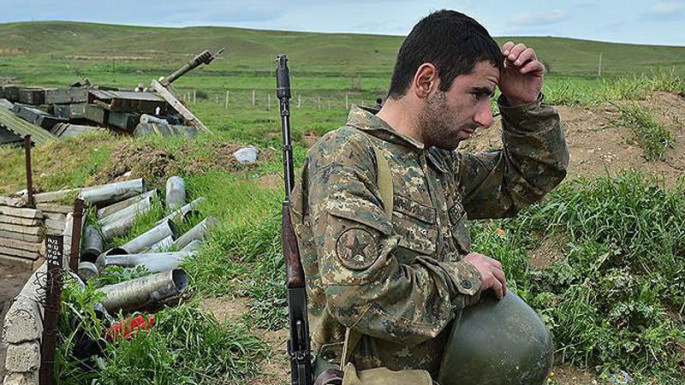 Azerbaijani Military Command offers soldiers and volunteers who deceived and brought to occupied territories to surrender