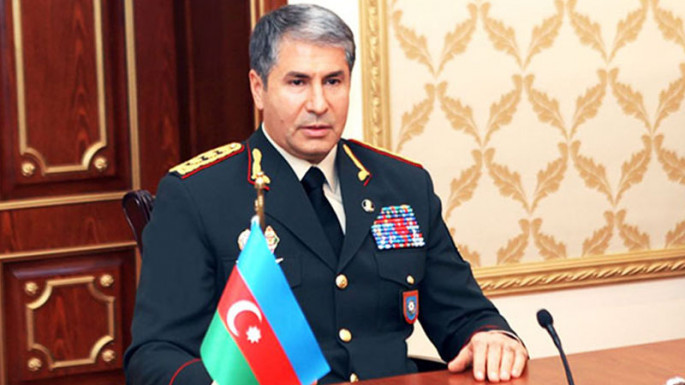 New deputy chief appointed to the Baku City Main Police Department