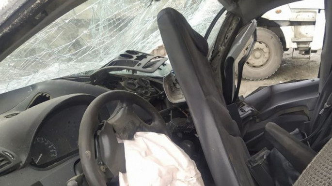 Severe traffic accident in Shusha direction kills a serviceman, injures two others
