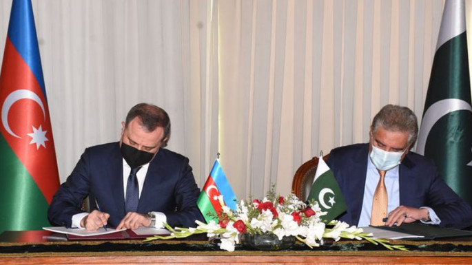 Azerbaijan and Pakistan sign an agreement on cooperation
