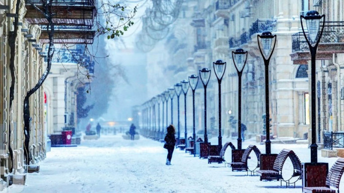 Blizzard expected in Azerbaijan, roads will be covered with ice (WARNING)