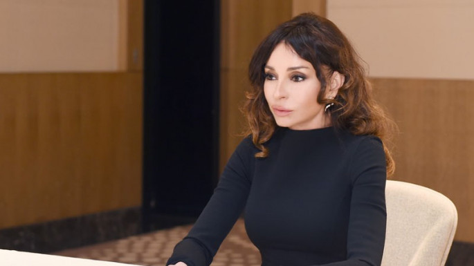 Mehriban Aliyeva shares a post on January 20 tragedy