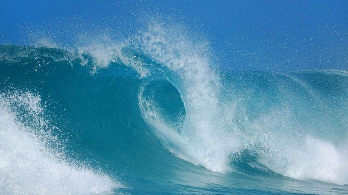 Wave height in the Caspian Sea reaches 4.2 meters - ACTUAL WEATHER