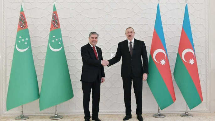 President Ilham Aliyev and Gurbanguly Berdimuhamedov hold meeting in a video conference format