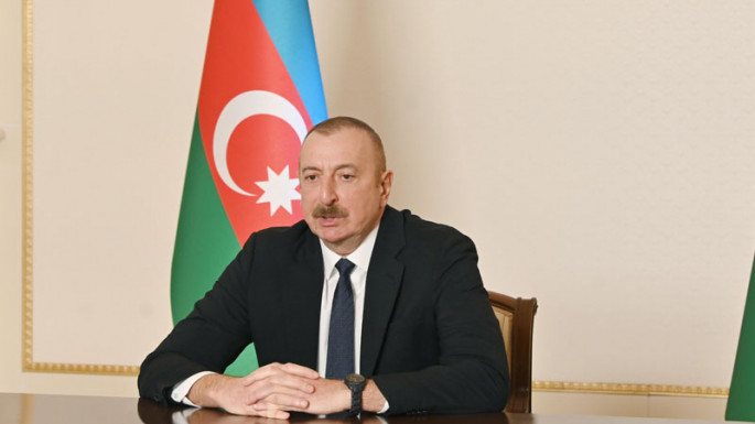 President Ilham Aliyev received Aydin Karimov in a video format on the appointment of the President's Special Representative in Shusha
