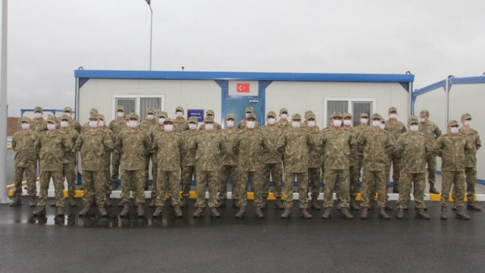 MoD: Turkish personnel, who will operate in Turkish-Russian Joint Monitoring Center, already in Azerbaijan