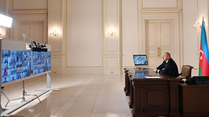 President Ilham Aliyev addresses VII Ministerial Meeting of Southern Gas Corridor Advisory Council