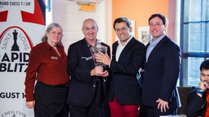 Levon Aronian changes federations to play for the US