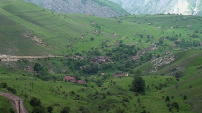Azerbaijani MoD releases video footage of the Aghbulag village of the Lachin region (VIDEO)
